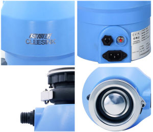 Chinese Brand 220V 3/4 HP Kitchen Sink Grinder with DC Motor pictures & photos