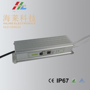 LED Driver 150W 24V Waterproof pictures & photos