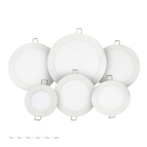 Round LED Panel Light LED Ceiling Recessed Downlight pictures & photos