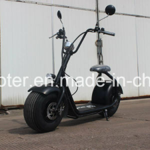 EEC Certificated Harley Scooter for Germany Spain 60V 1000W pictures & photos