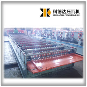 Steel Corrugated Roll Forming Machine pictures & photos