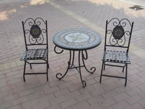 Decorative Wrought Iron Furniture (Various Style Available) pictures & photos