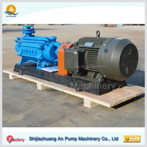 Centrifugal Horizontal High Pressure Multistage Pump pictures & photos