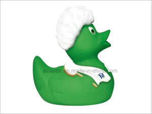 Green Vinyl Duck Kitchener Toy pictures & photos