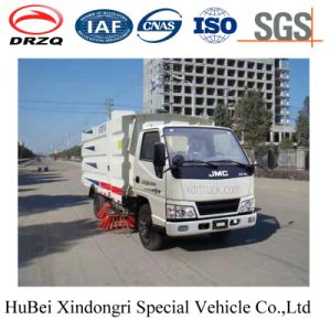 4cbm Jmc Isuzu Street Road Sweeper Truck Euro4 pictures & photos