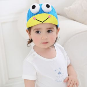 2017 New Design Cartoon Baby Cotton Cap Kids Cap Children Leisure Knitted Cap pictures & photos