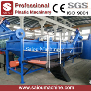 High Efficient Promotion Pet Bottle Plastic Recycling Line pictures & photos