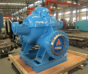 HS (V) Series Energy Saving Double Suction Centrifugal Split Casing Pump (HS125-80-125A)