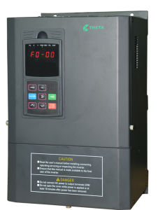 Three-Phase 3.7kw Current Vector Control Frequency Inverter pictures & photos