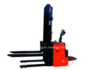 Excellent Updated Model Ctq Full Electric Power Stacker pictures & photos