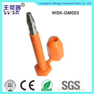 Standard and High Security Seals, Mechanical Seal Style Bolt Seals