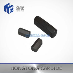 Different Grades of Tungsten Carbide Tips for Mining pictures & photos