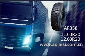 11.00r20 12.00r20 Top Quality All Steel Radial Truck and Bus Tire for Mining Area pictures & photos