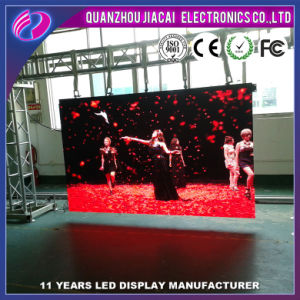 Promotional Customized Indoor P4 Full Color HD LED Screen pictures & photos