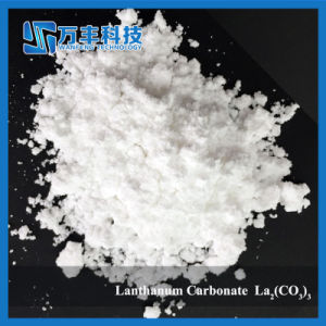 Professional Supplier About Lanthanum Carbonate pictures & photos