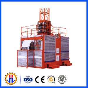 (SC200/200) 2 Tons Chinese Made Construction Hoist pictures & photos