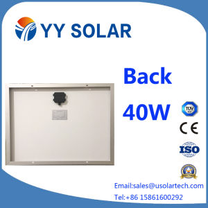 Most Popular 30W/40W/50W Solar Module with Ce/TUV pictures & photos