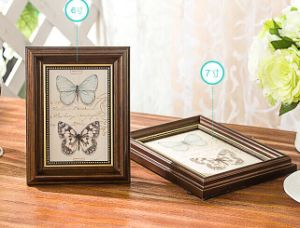 Classical Antique Wall Decoration Photo Frame for Decoration pictures & photos