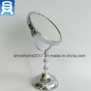 Luxury European Style Bathroom Mirrors, Toilet Mirror 1X/5X Magnification Table Cosmetic Bathroom Mirror pictures & photos