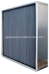 Heat Oven Large Dust Holding HEPA Air Filter pictures & photos