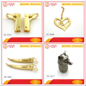 Factory Wholesale Custom Metal Bag and Clothings Accessories pictures & photos