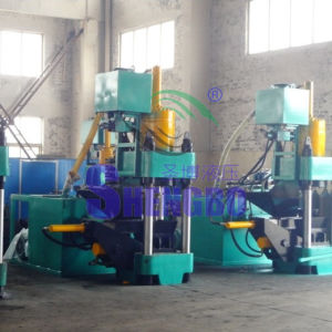 Factory Automatic Speed Iron-Chromium Residue Briquetting Machine (CE) pictures & photos