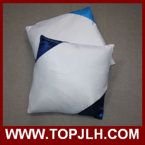 Cheap Wholesale Fabric Material Sublimation Pillow Cover pictures & photos