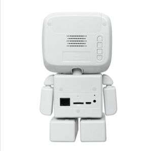 Cost-Effective Security Wdm Infrared Robot WiFi IP Camera pictures & photos