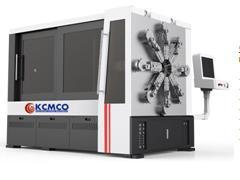 Kcmco-Kct-1245wz 1.2-4mm 12 Axis CNC Camless Multi-Functional Spring Forming Machine&Tension/ Torsion Spring Making Machine pictures & photos