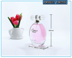 Empty Glass Bottle for Pefume Lady 50ml Wholesale pictures & photos