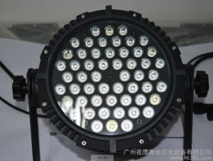 54*3watt Waterproof LED PAR Light pictures & photos