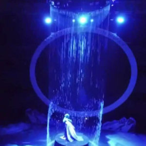 Decoration Music Fountain Digital Water Curtains Fountain pictures & photos