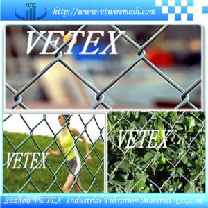 Chain Link Wire Mesh Fencing pictures & photos