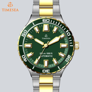 Luxury Mens Automatic Watch with 20 ATM Water Resistant Quality72609 pictures & photos