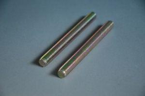 Grade 4.8-12.9 DIN975 Zinc Plated Threaded Bar pictures & photos