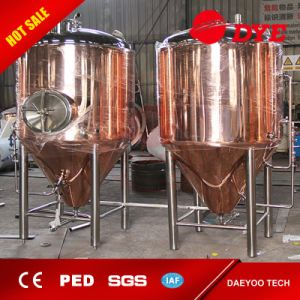 Copper Conical Fermenter Beer Fermenter Price pictures & photos