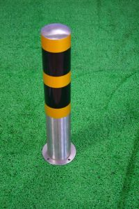 Security Bollards with Reflective Color pictures & photos
