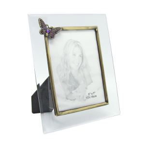 Custom High Quality Glass Photo Display Frame for Promotional Gift pictures & photos