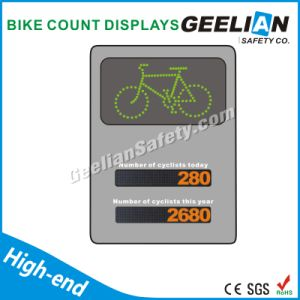 Aluminum White Color Bike Notice Traffic Parking Signs pictures & photos
