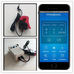 Wi-Fi Current Transformer CT Clamp Energy Monitoring pictures & photos