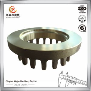 Sand Casting Bronze Casting Brass Casting Ring with Blasting Construction Machinery Parts pictures & photos