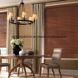 Ladder Tape Wooden Windows Blinds Fashion Windows Blinds pictures & photos