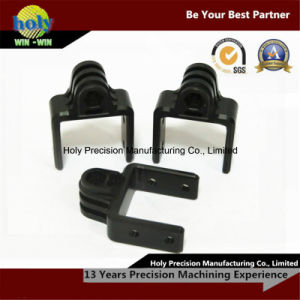 Black Delrin CNC Machining Parts Custom CNC Parts pictures & photos