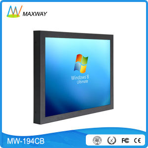 VGA HDMI USB 19 Inch LCD TFT Touch Screen Computer Desktop pictures & photos