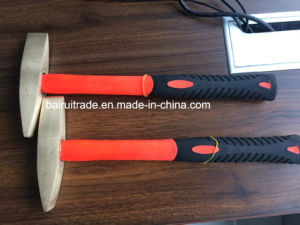 Brass Welding Hammer 1lb, Safety Brass Scaling Hammer pictures & photos