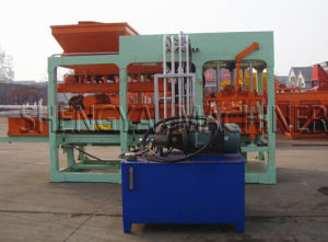 Good Price Qt8-15 Fully Automatic Hydraulic Brick Making Machine pictures & photos