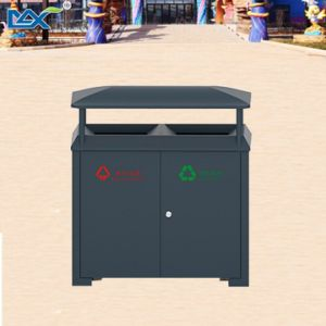 Street Outside Furniture Big Dustbin pictures & photos
