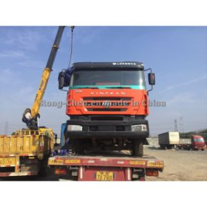 Used 2015 Model Hongyan Iveco Dump Truck 6*4 pictures & photos