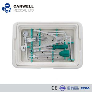 Anterior Cervical Instrument Set Orthopedic Instrument Spine Instrument Canaccess pictures & photos