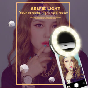 LED Flash Light for Phone Selfie (RK14) pictures & photos